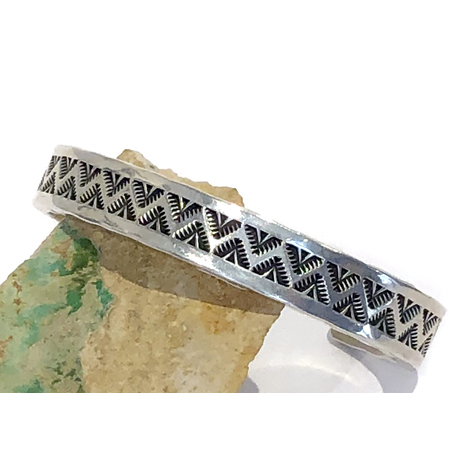 Heavy-weight Sterling Cuff