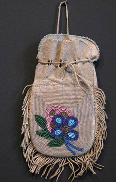Chippewa Woman's Tobacco Bag