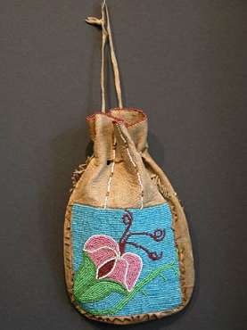 Sioux Tobacco Bag