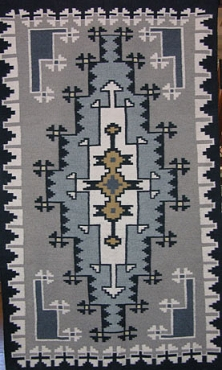 1930's Two Grey Hills Weaving