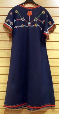 Crow Trade Cloth Dress