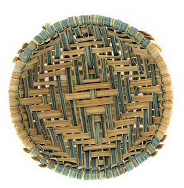 Miniature Wicker Basket