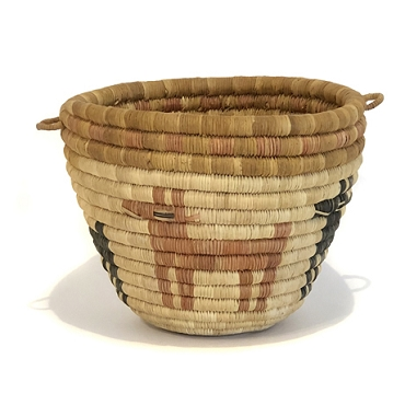 Deer Coil Basket