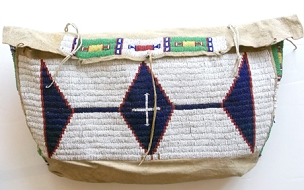 Late 19th Century Tipi Bag