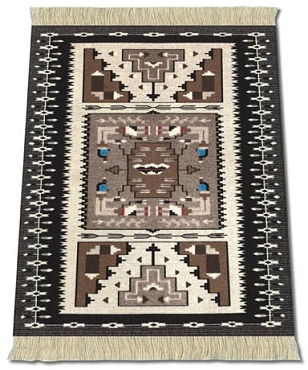 Bessie Barber Mouse Rug